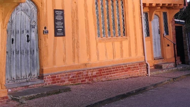 Crooked Houses Door