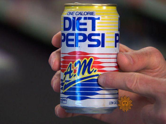 Failed Products Pepsi Am