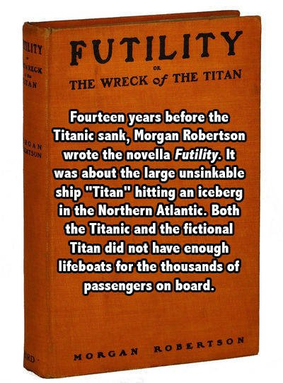 Futility Titan Words