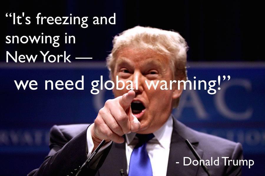 Gop Debates Climate Change Point