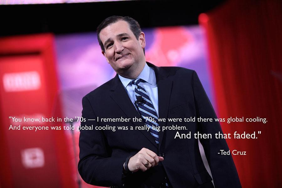 Gop Debates Climate Change Ted Cruz