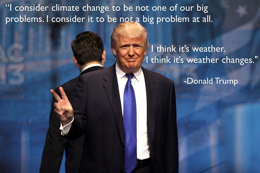 Gop Debates Climate Change Trump Peace