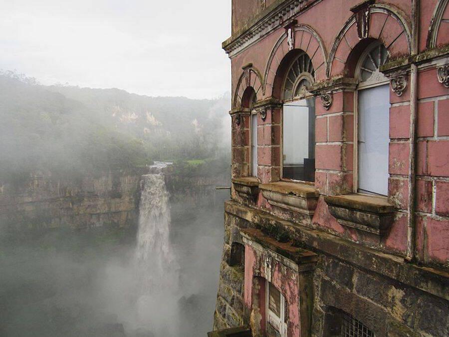 Hotel Del Salto At Tequendama Falls