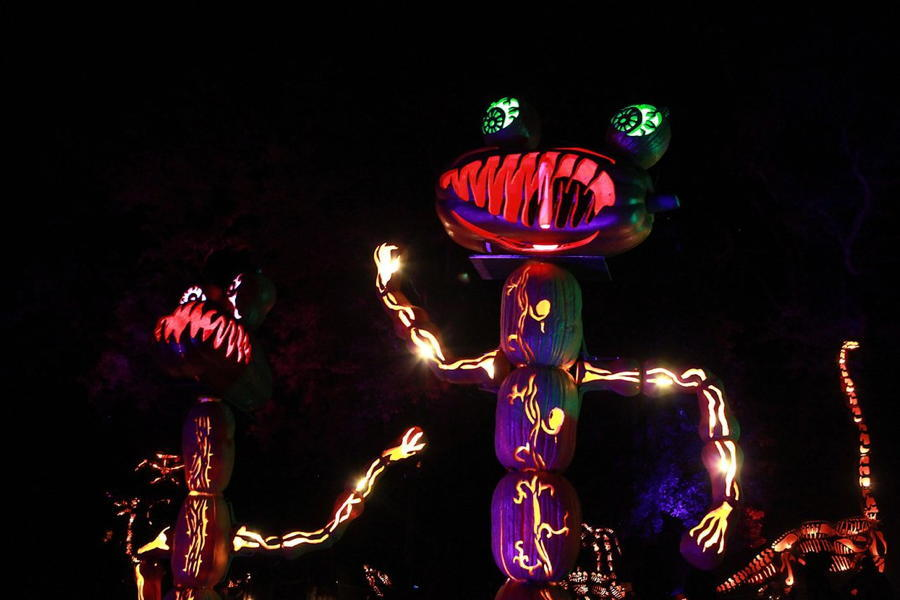 Jack O Lantern Aliens