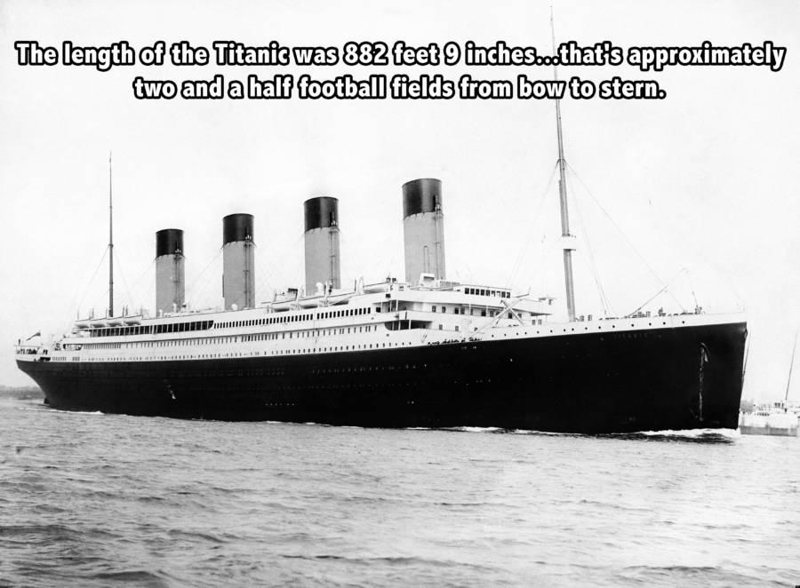 Length Of Boat
