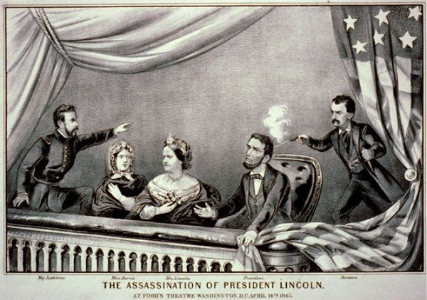 Lincoln Assassination Curse