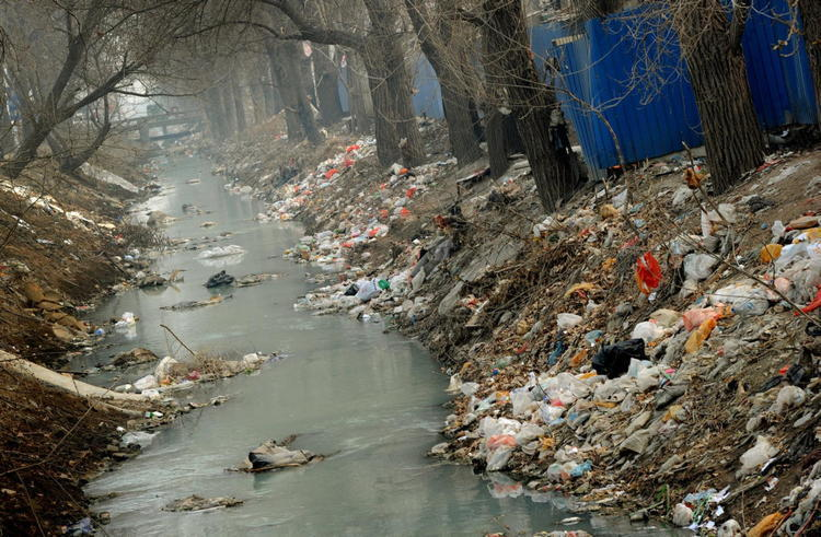 Littering In China Stream