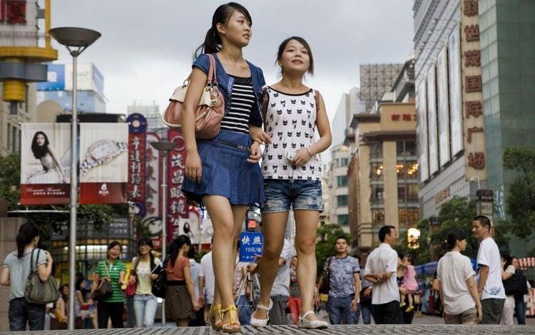 Littering In China Westernization