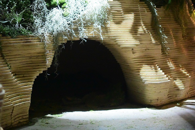 Lowline Cave
