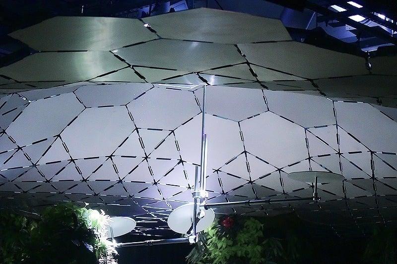 Lowline Ceiling