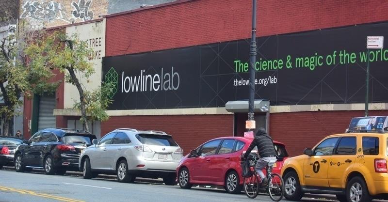 Lowline Lab Exterior