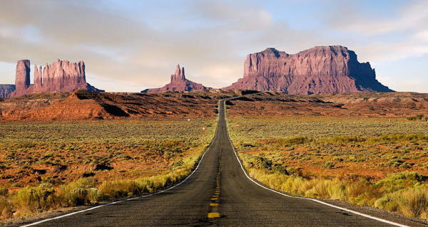America's Five Best Road Trips
