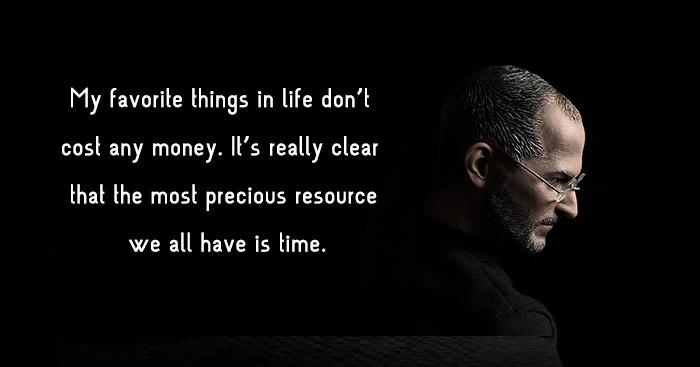 Most Precious Resource