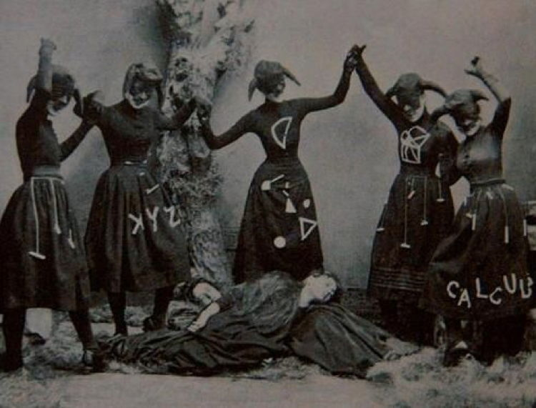Occult Witches Common Superstitions