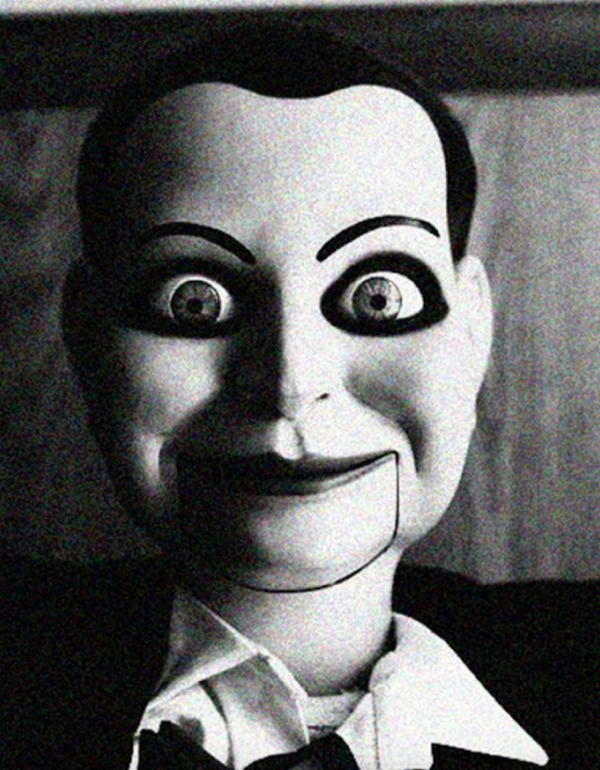 Old Scary Ventriloquist Dummy