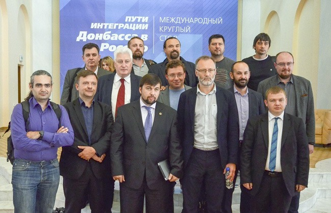 Path To Integration Into Russia Conference