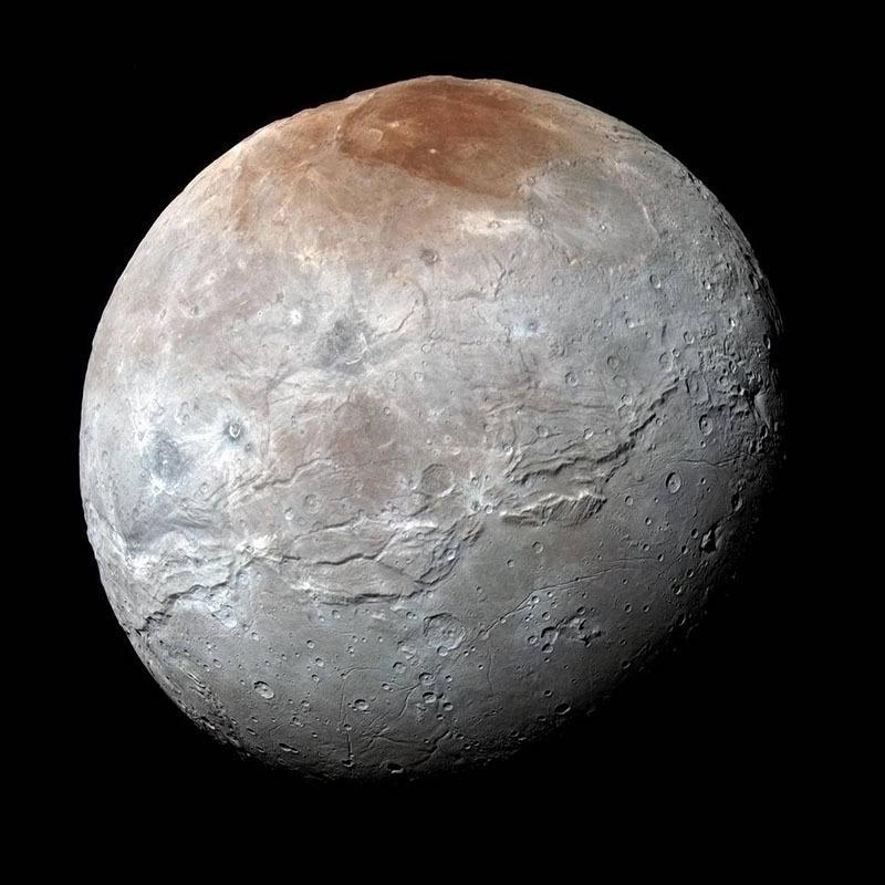 Pluto Images Charon