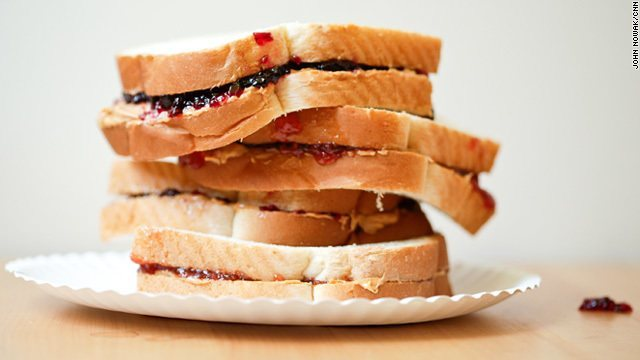 Sandwich History PBJ
