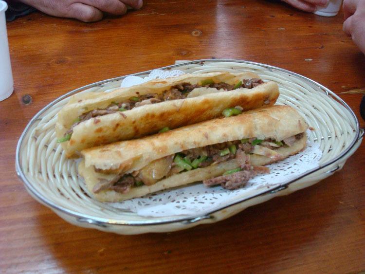 Sandwich History Donkey Burger