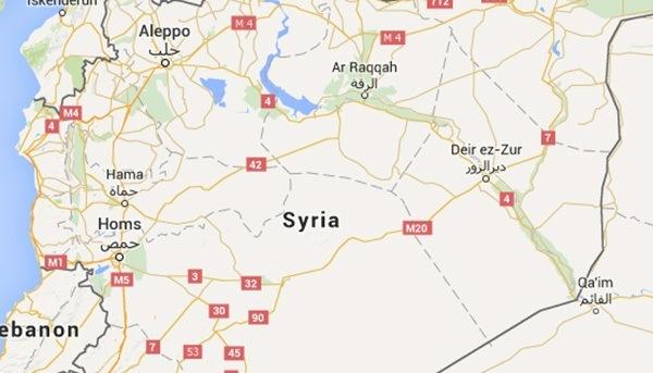 Screenshot Syria