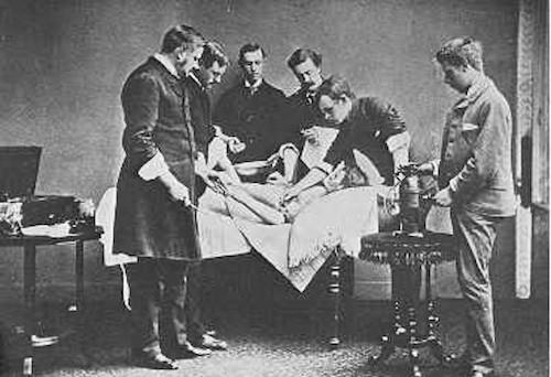 Semmelweis Germ Transmission