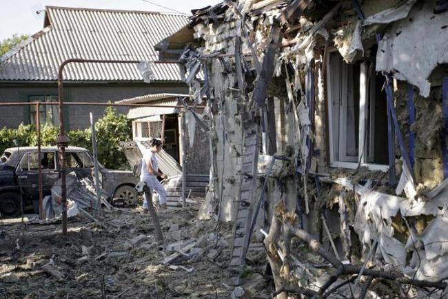 Shelling Damage 6