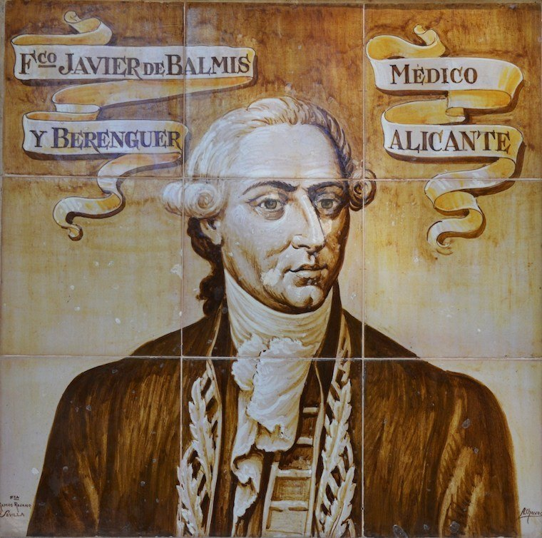 Smallpox Vaccine Xavier Balmis