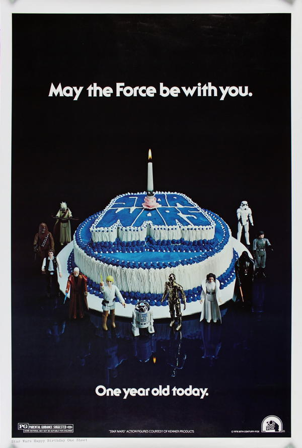 Star Wars Rare Poster