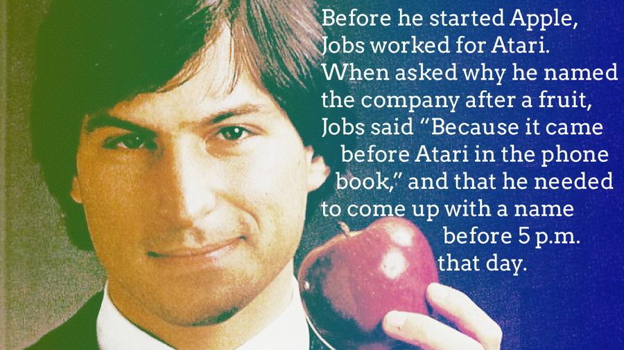 Steve Jobs Facts Apple