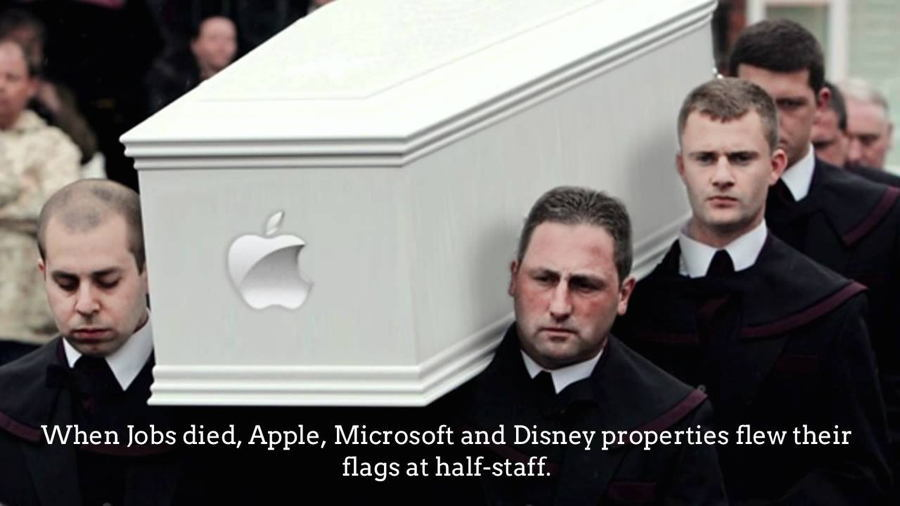 Steve Jobs Facts Flags