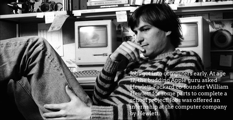 Steve Jobs Facts Hp