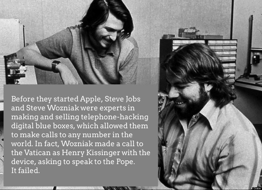 Steve Jobs Facts Wozniak