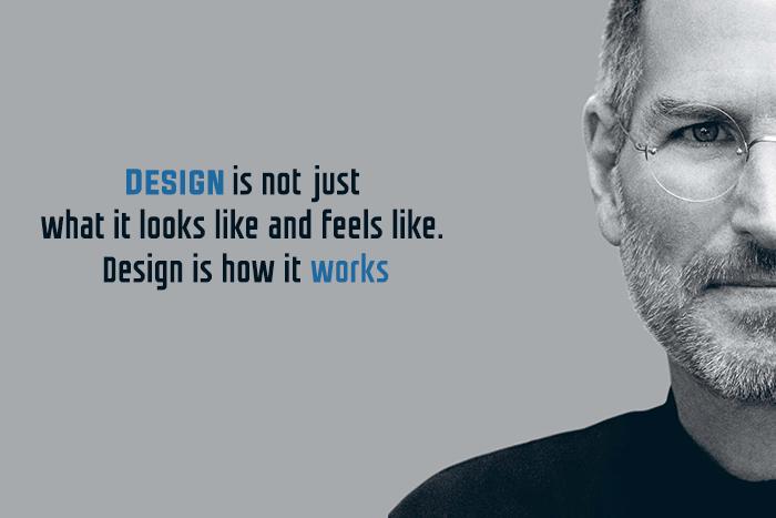 Steve Jobs On Design