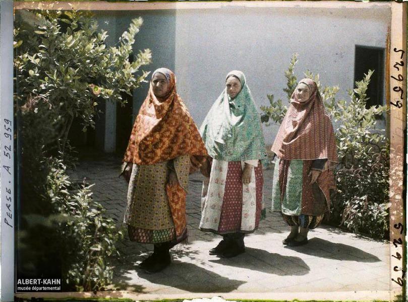 Three Women In A Row