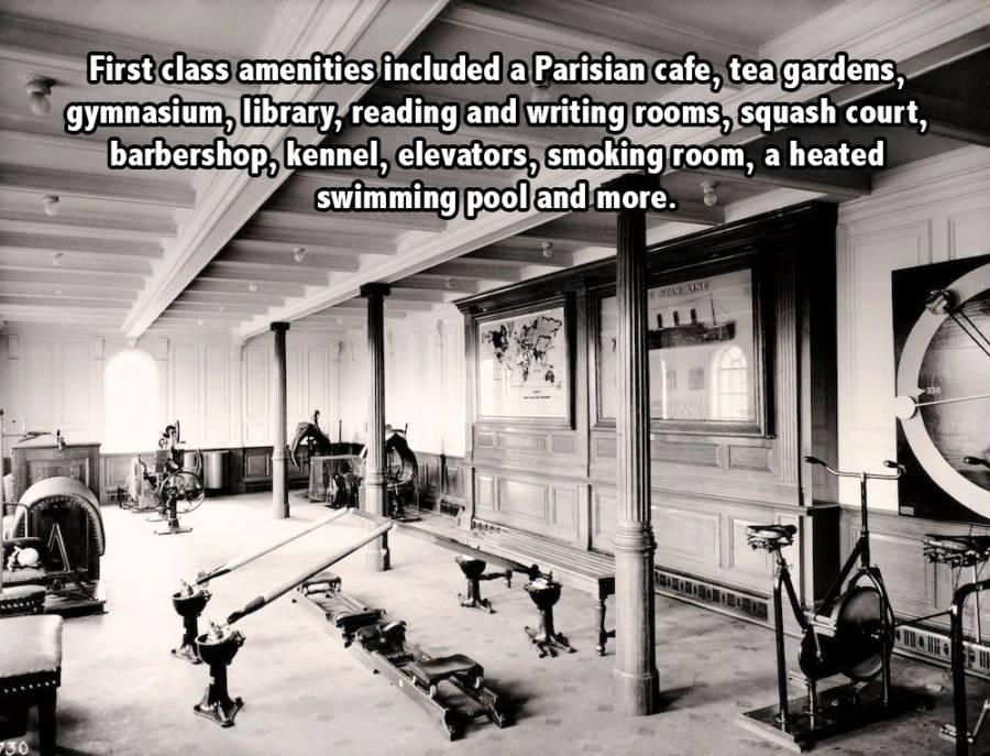Titanic Gym Words