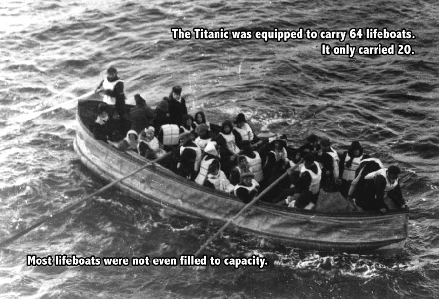These little-known Titanic facts are sure to surprise you--and give you the chills.