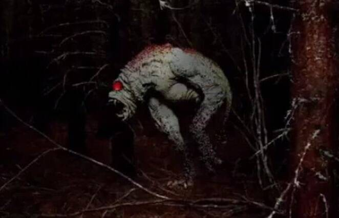 True Scary Stories Enfield Monster