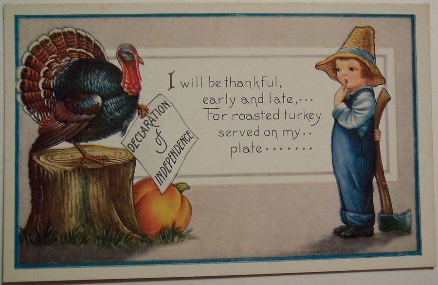 Weird Thanksgiving Photos Independence
