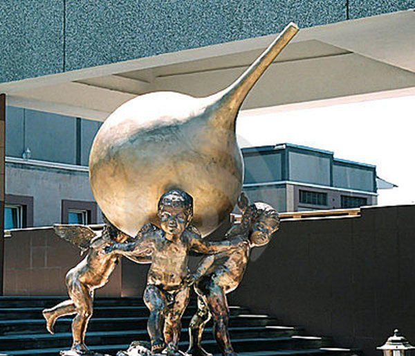 Enema Statue