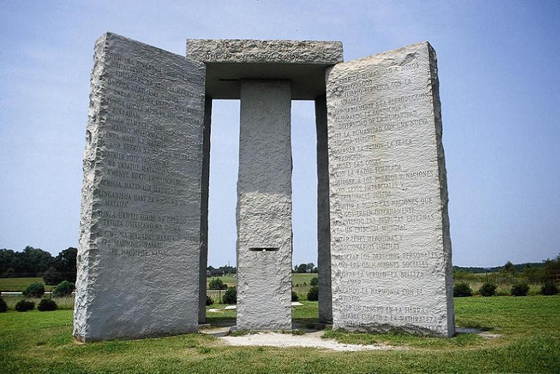 Georgia's Stonehenge
