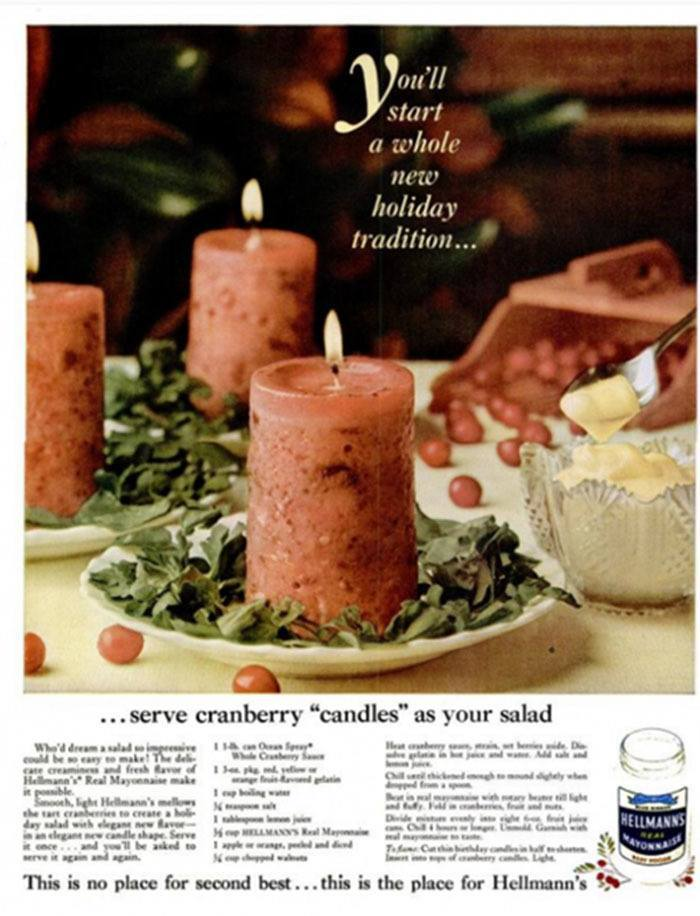 Weird Thanksgiving Cranberry Candles Copy