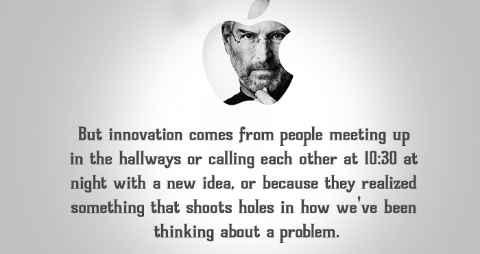 Where Innovation Comes From