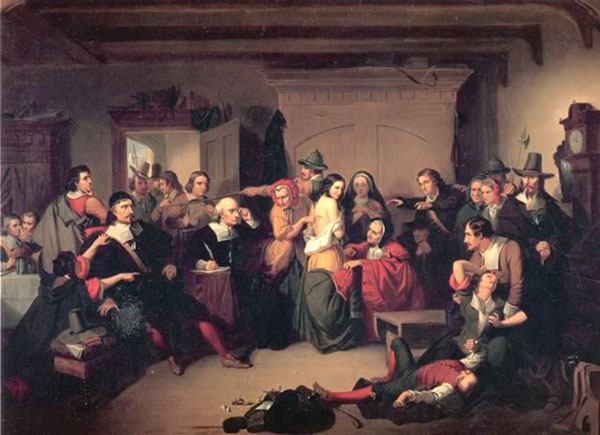 History of Witches Examination of a Witch