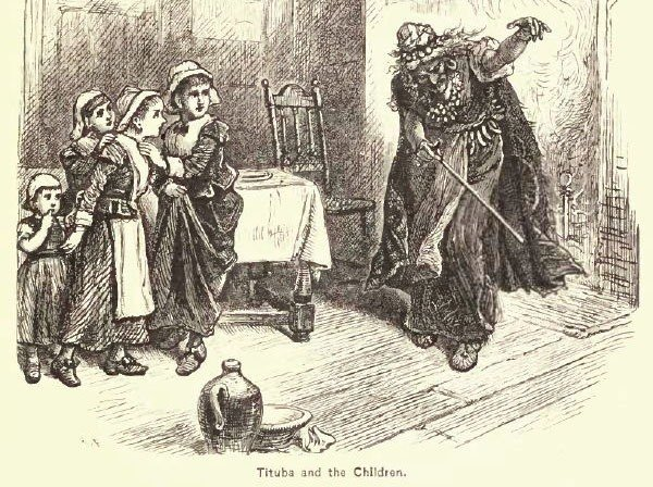 Tituba and the Children