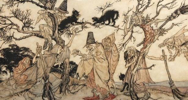 The History Of Witches: How Women Healers Became Demons