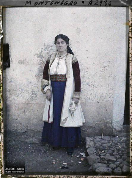 Woman Posing Against Wall