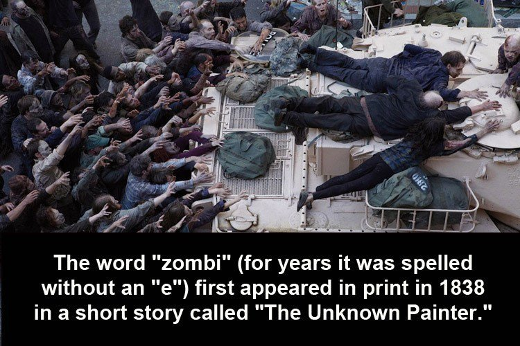 Stories About Zombies