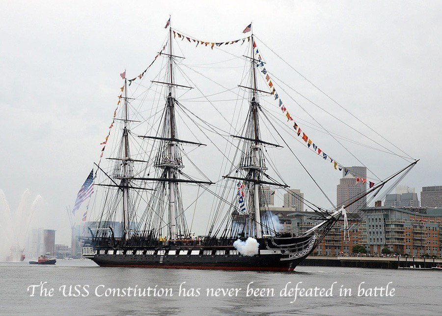 Interesting USS Constitution Facts