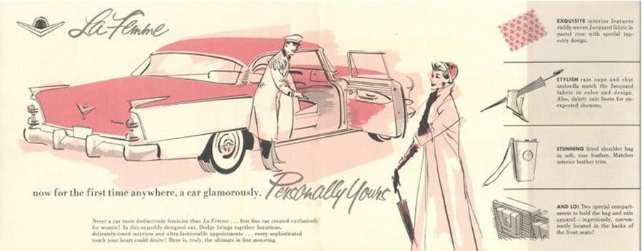 1955 Dodge LaFemme