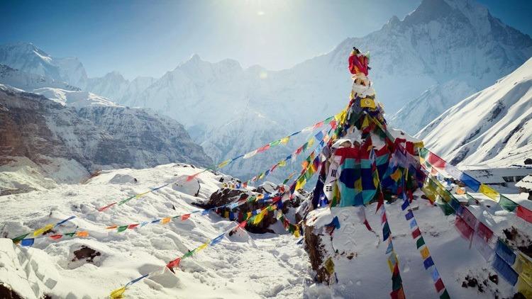 Best Hiking Trails Everest Base